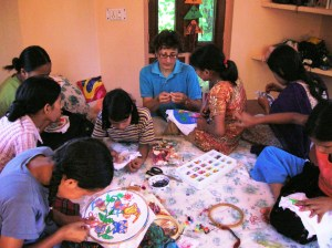 Learning Tapestry