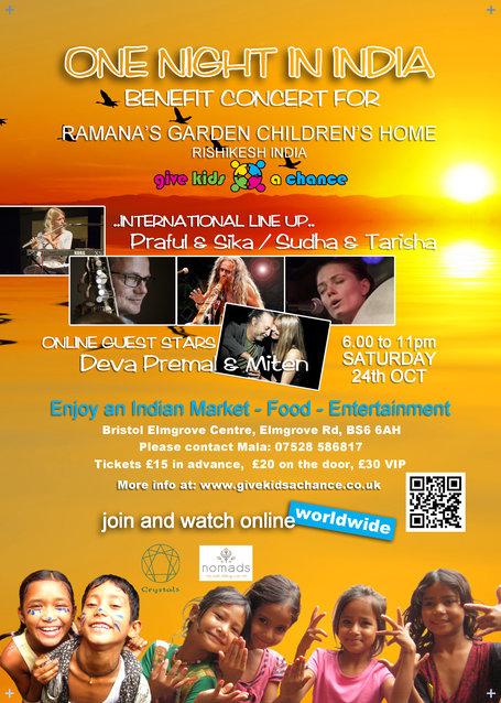 Give Kids a Chance Benefit Concert & Livestream